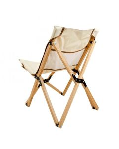 Bamboo Canvas Chair