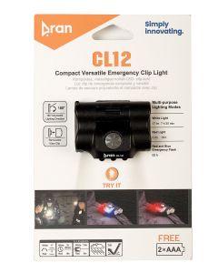 Compact Versatile Emergency Clip Light