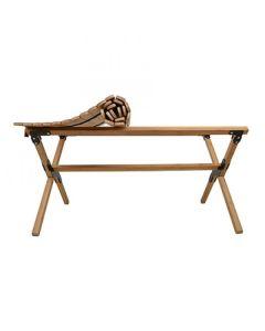 Portable Bamboo Table