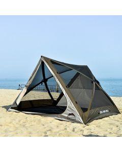 Triangle Hub Screen Tent