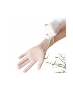 Clinical Examine EN455 Disposable Clear Plastic Gloves
